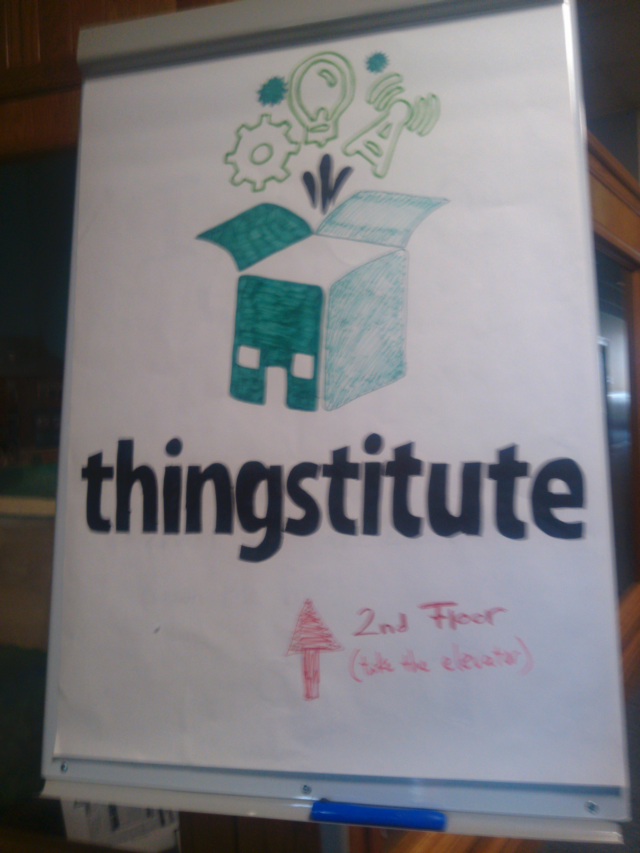 Thingstitute sign